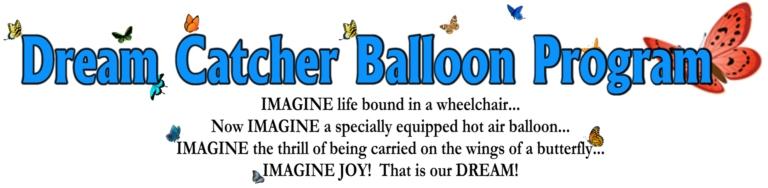 Chrysalis Dream Catcher Balloon Program Sequim Valley Beauteous Dream Catcher Program