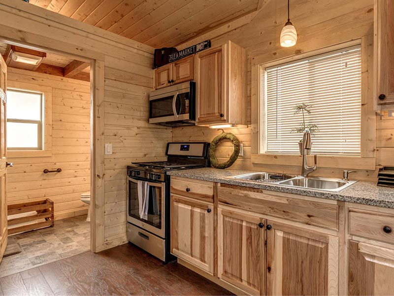 Sequim Vacation Rentals Kitchen